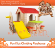 Haenim - Fun Kids Climbing Playhouse